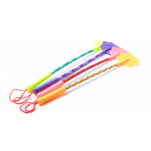 Colorful Dog Puppy Pet Trainer Stick Obedience 43cm Training Teaching Tool