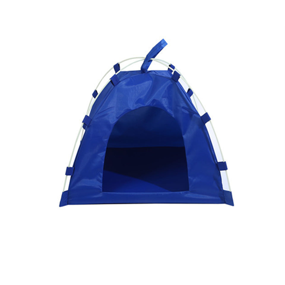 Pet Dog Detachable Tent Summer Outdoor Waterproof Puppy Cat Bed Portable Gift