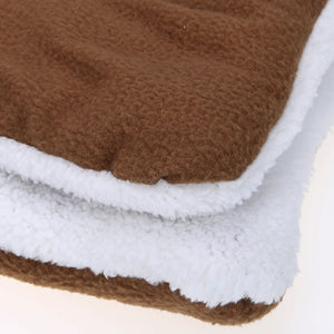 Pet Dog Puppy Cat Bed Cushion House Soft Winter Warm Kennel Mat Blanket Pad