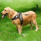 Adjustable Pet Dog Walk Out Harness Vest Collar Hand Strap Heavy Duty Dog Harness