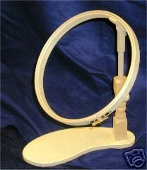 "Elbesee Embroidery Seat Frame Includes 6"", 8"" and 10"" Hoops Made in Great Britain! freeshipping - Sarah Classic Sewing"
