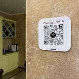 Wi-Fi QR Sign | 20% OFF