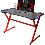 Gaming Desk 48 inch Gaming Table Computer Desk