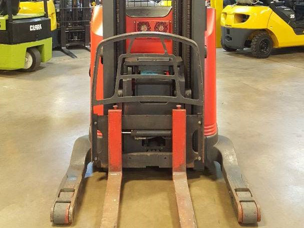 2006 Raymond 560-R45TT Narrow Aisle Stand Up Order Pickers SN 2123