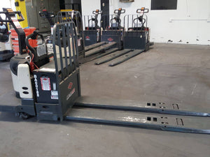 2008 Crown PE4500-60 Electric Pallet Jacks & Stackers SN 2120