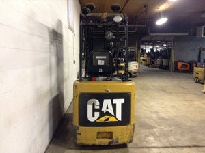 2012 CAT E6500 ELECTRIC SIT DOWN FORKLIFT SN 2238 -CALL FOR PRICE