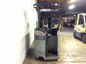 2012 NISSAN 1S1L20NV Narrow Aisle Stand Up End Control SN 2312 - Call For Price