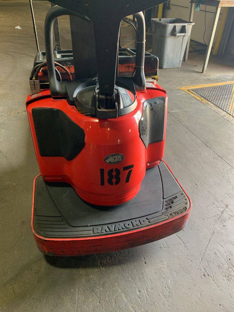 2012 RAYMOND 8410 Electric Pallet Jacks & Stackers SN 1632