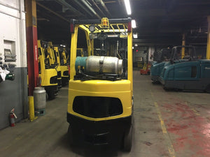 2013 HYSTER S50FT Cushion Tire Forklift SN 8002