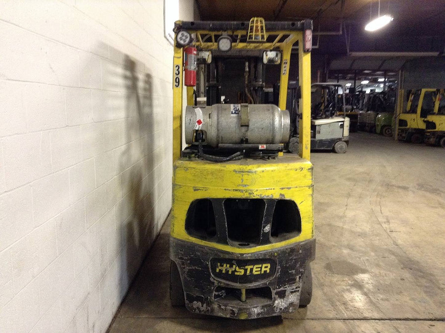 2013 HYSTER S60FT CUSHION TIRE FORKLIFT SN 2273 - Call for Price