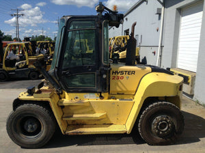 2014 HYSTER H230HD2 Pneumatic Tire Forklift SN 2233 - Call For Price