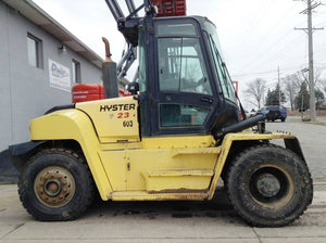 2014 HYSTER H230HD2 Pneumatic Tire Forklift SN 2283 - Call For Price