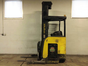 2014 Hyster N45ZR2-18.5 Narrow Aisle Single Reach SN 2329 - CALL FOR PRICE