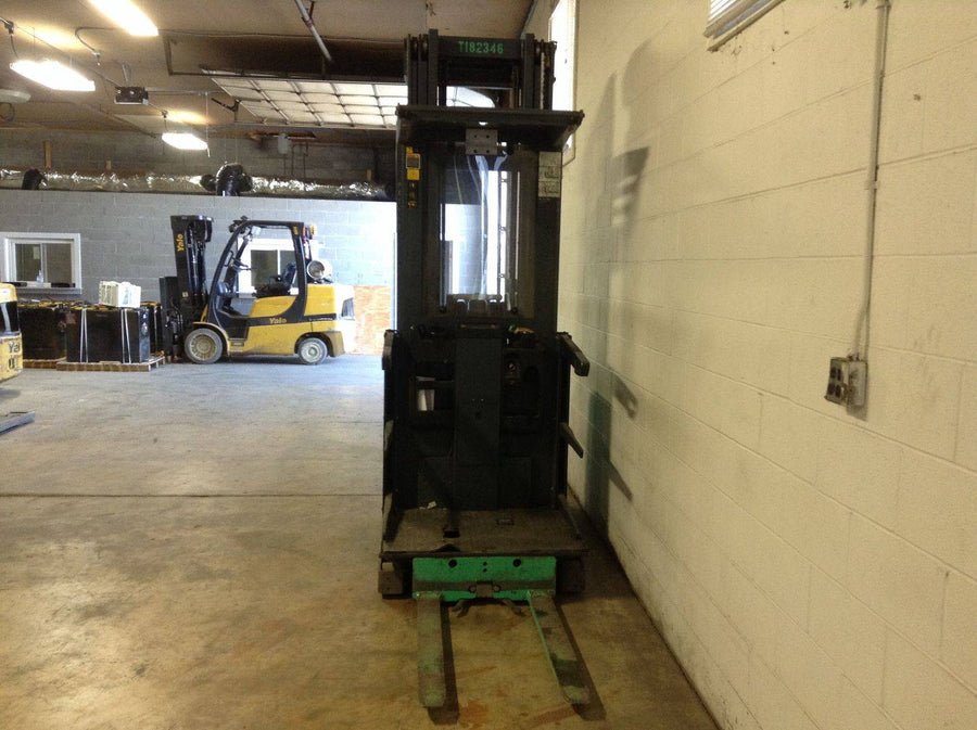 2014 MITSUBISHI EOP11N2 Narrow Aisle Stand Up Order Pickers SN 2306 - Call For Price