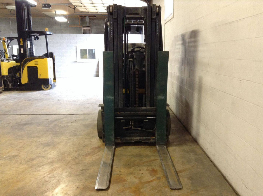 2014 YALE GLC080VXNGAE088 CUSHION TIRE FORKLIFT SN 2280 - Call for Price