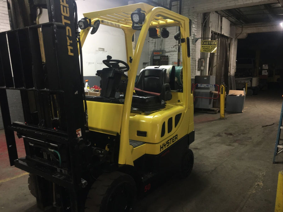2015 HYSTER S050FT Cushion Tire Forklift SN 1121