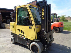2015 HYSTER S120FTPRS Cushion Tire Forklift SN 2143