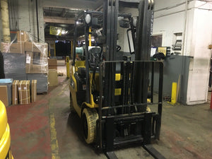 2016 CAT 2C5000 Cushion Tire Forklift SN 1074