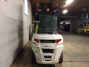 2016 Hyundai 45d-9 Pneumatic Tire Forklift SN 2321 - Call For Price