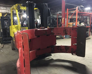 2017 HYSTER S135FT Cushion Tire Forklift SN 1085