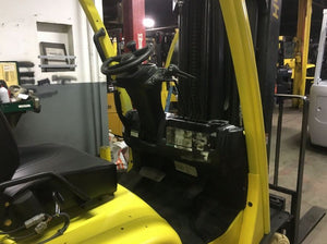 2017 HYSTER S40FT Cushion Tire Forklift SN 1086