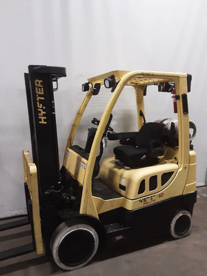 2013 Hyster S50FT cushion 5000 lbs capacity SN 4001