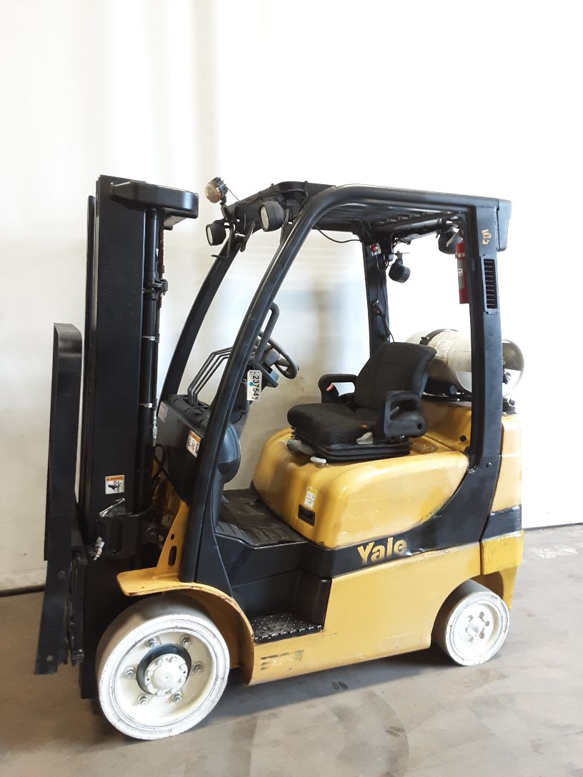 2012 Yale GC050VX cushion 5000 lbs capacity SN 4003