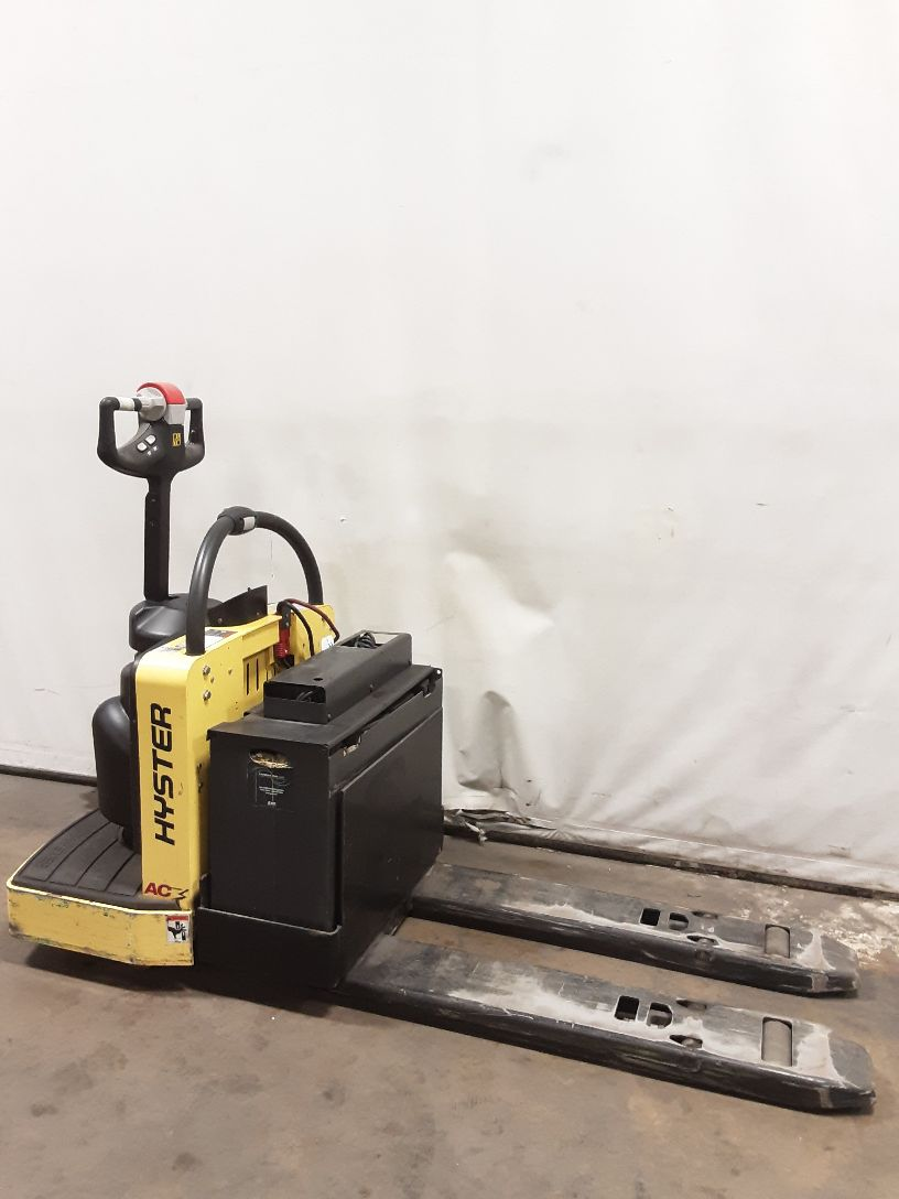2014 Hyster B60ZAC Pallet Jacks & Stackers 6000 lbs capacity SN 4023