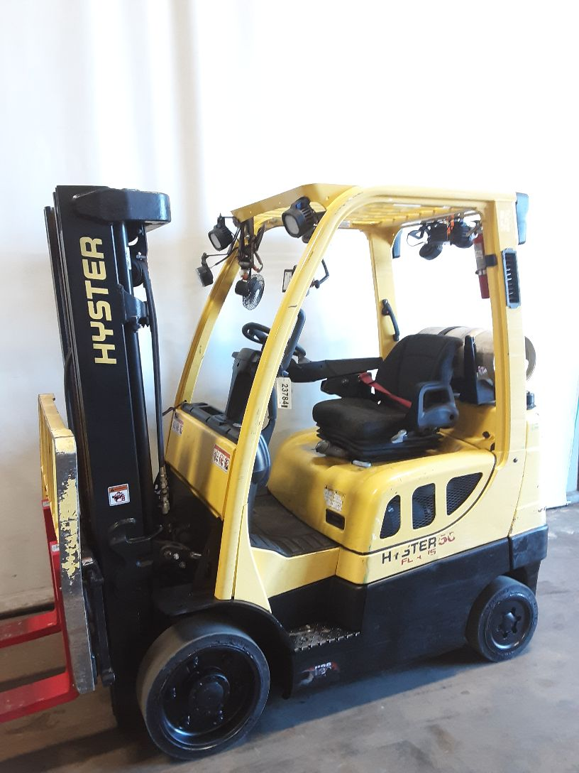 2017 Hyster S50FT cushion 5000 lbs capcity SN 4002