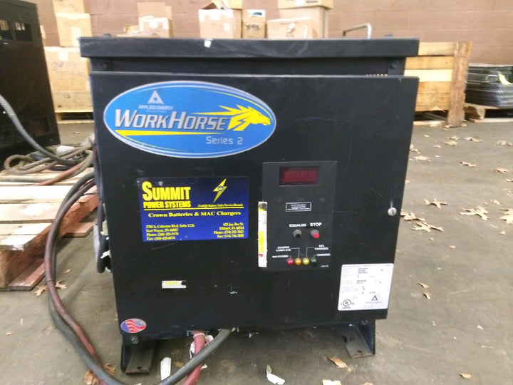Forklift Battery Workhorse series 2 18R0750D2C
