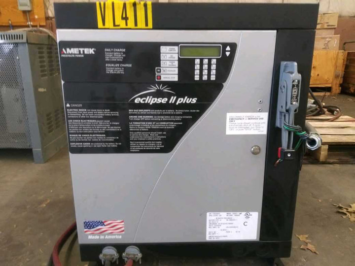 Forklift Battery Eclipse II 550EC3-24SP