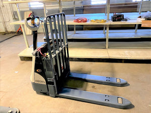 2015 Crown WP3035-45 Electric Pallet Jacks & Stackers SN 3023