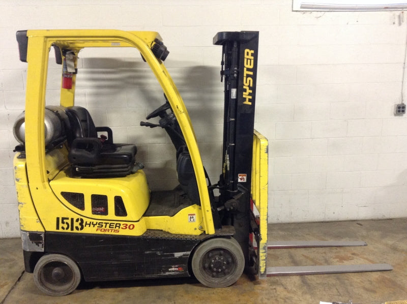 2015 Hyster S30FT Cushion Tire Forklift SN 3012