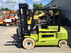 2014 CLARK GEX40 Pneumatic Tire Forklift SN 2220 - Call For Price