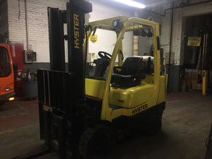 2015 Hyster S060FT cushion 6000 lbs capacity SN 3006
