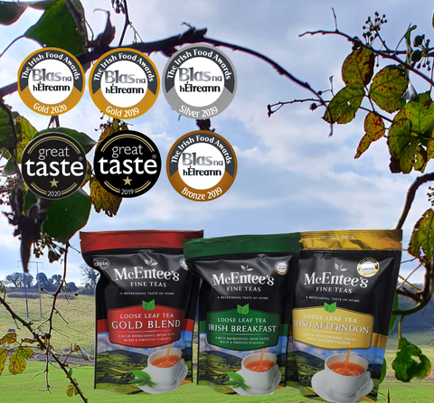 McEntee's Irish Tea Blends