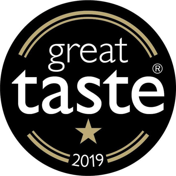 Gold Star Great Taste Award 2019