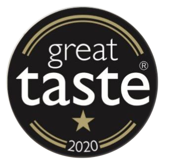 Gold Star Great Taste Award 2020
