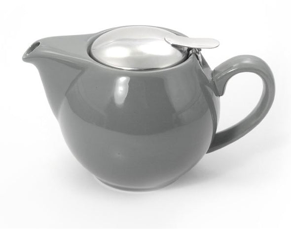 Grey Aran Teapot 500ml with filter