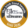 Blas na hEireann Gold Award 2020