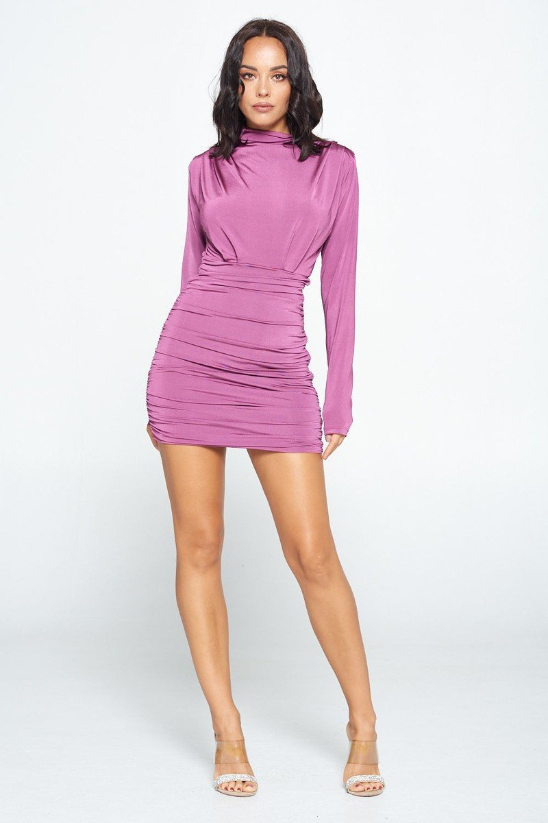 Lizzy Long Sleeve Dress