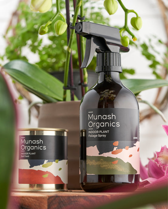 Emporio Home & Flowers - Munash Organic Soil Food & Foliage Spray