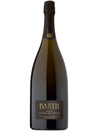 Barth Hassel Riesling brut nature Magnum