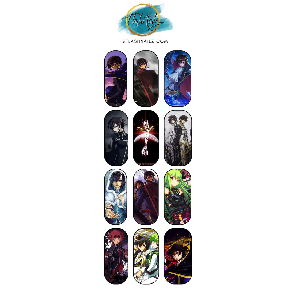 Decals - Code Geass