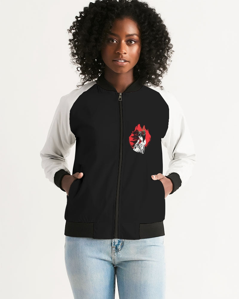Geisha Lady Women's Bomber Jacket