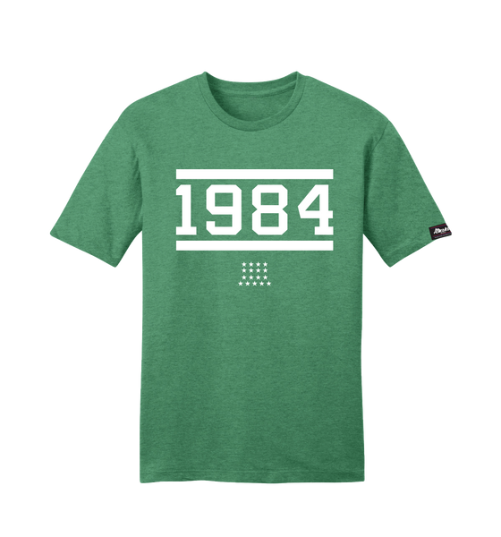 Almanac 1984 Boston Tee