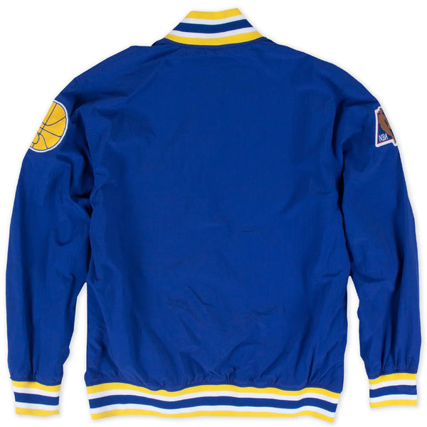 Mitchell & Ness 1996-97 Golden State Warriors Authentic Warm Up Jacket