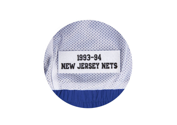 Mitchell & Ness 1993-94 New Jersey Nets Authentic Warm Up Jacket