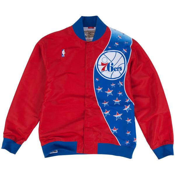 Mitchell & Ness 1993-94 Philadelphia 76ers Authentic Warm Up Jacket