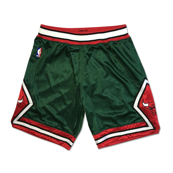 Mitchell & Ness 2008-09 Chicago Bulls Authentic Short
